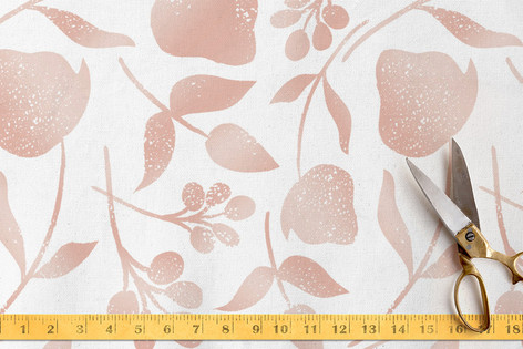Soft Florals Fabric