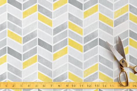 Inspired Chevron Fabric
