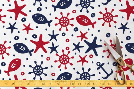 Sea Adventure Fabric
