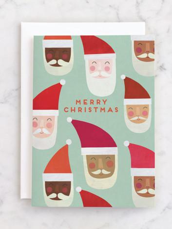 Multi-Cultural Santas