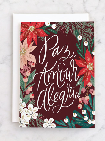We Wish you Florals