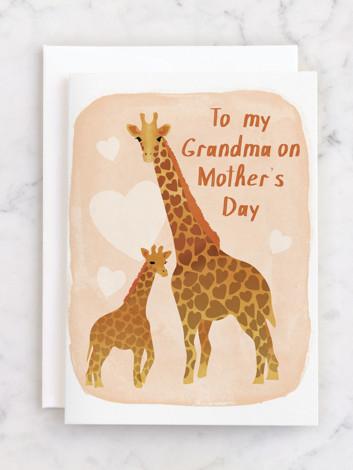 Grandma Giraffe