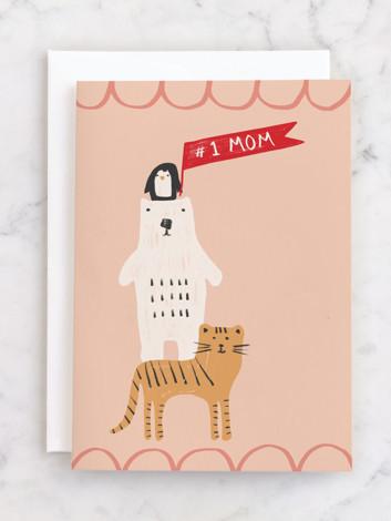 #1 MOM Animal Stacker