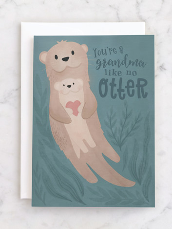 Momma Otter