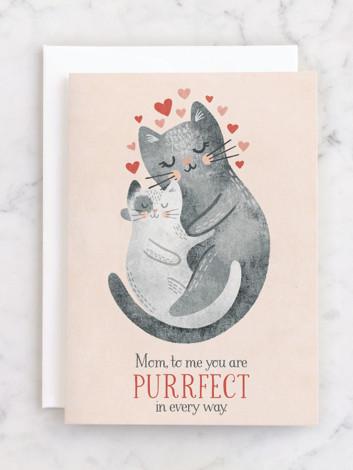 Purrfect Mom