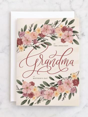 The Sweetest Grandma