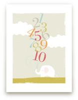 Numbers Elephant