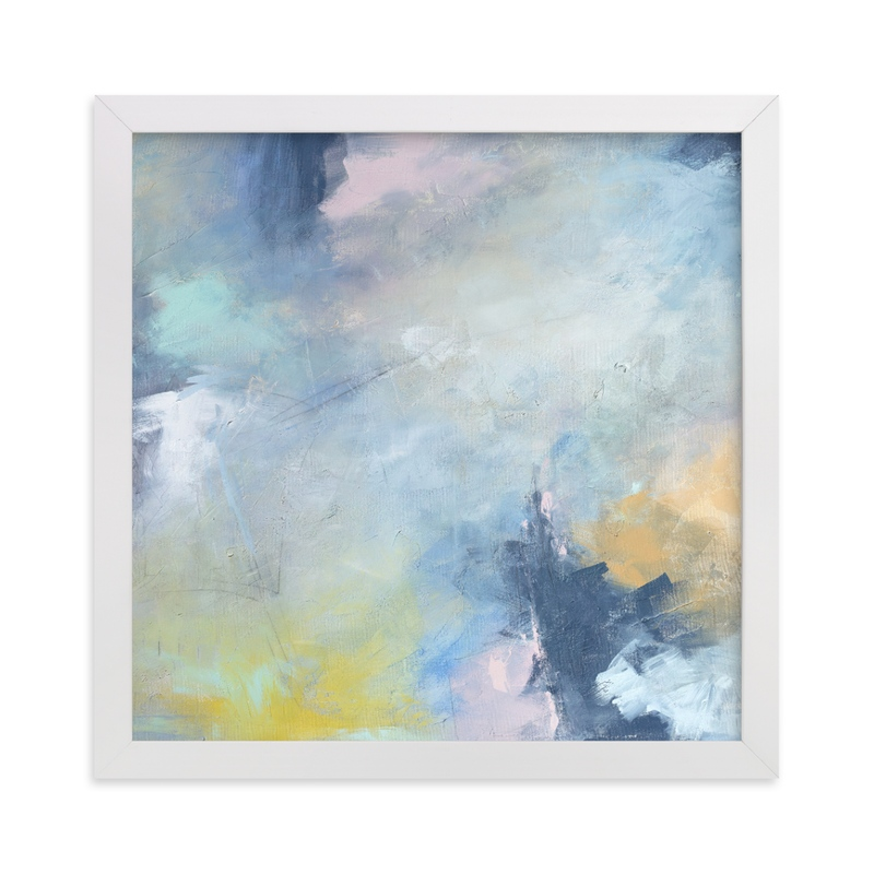 """Blissful Escape No. 1"" - Limited Edition Art Print by Julia Contacessi in beautiful frame options and a variety of sizes."