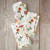 Springtime Floral Napkins
