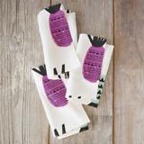 pineapple pattern by Parrott Design Studio