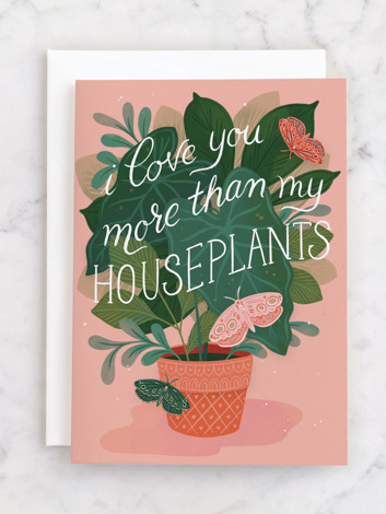 More Than My Houseplants