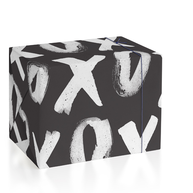 Xs & Os Wrapping Paper