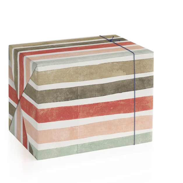 Candy Cane Stripes by Wildfield Paper Co.