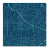 LA Road Wrap by GeekInk Design