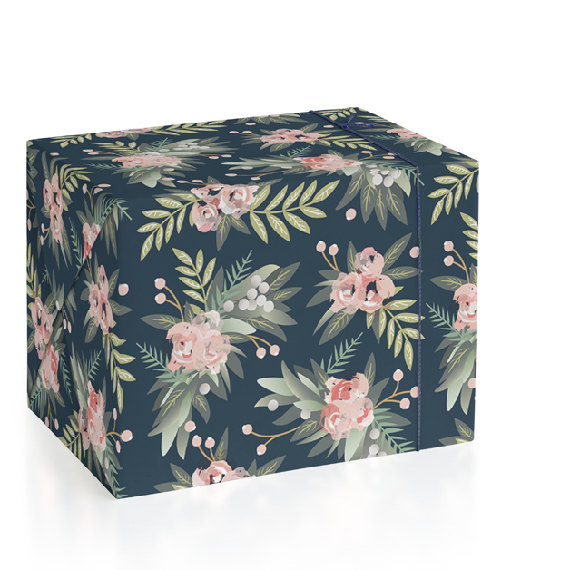 wallFLOWER Wrapping Paper
