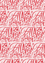 little lala Wrapping Paper