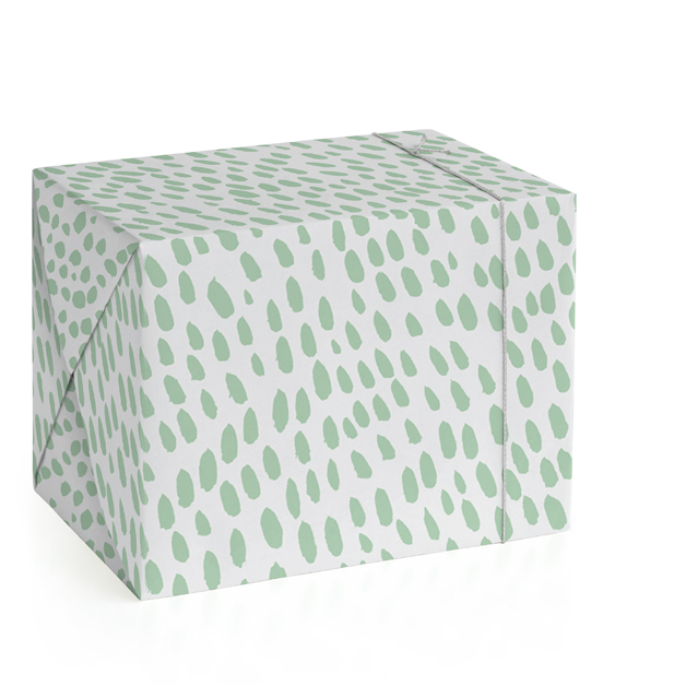 Sunshine dots Wrapping Paper