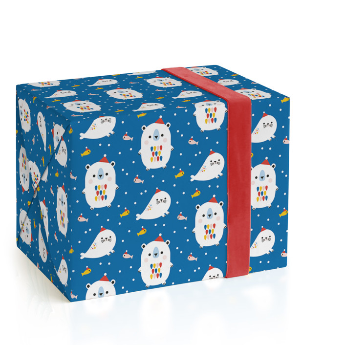 Arctic Wrapping Paper