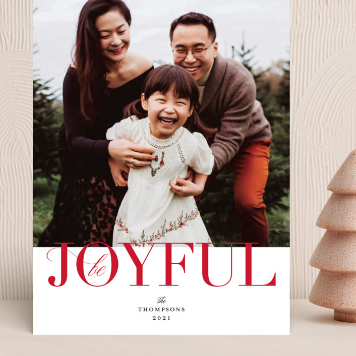 """""""Simply Put"""" - Grand Holiday Cards in Stocking by Kimberly FitzSimons."""