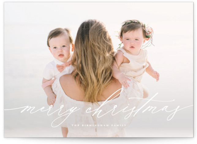 Christmas Letter Grand Holiday Cards