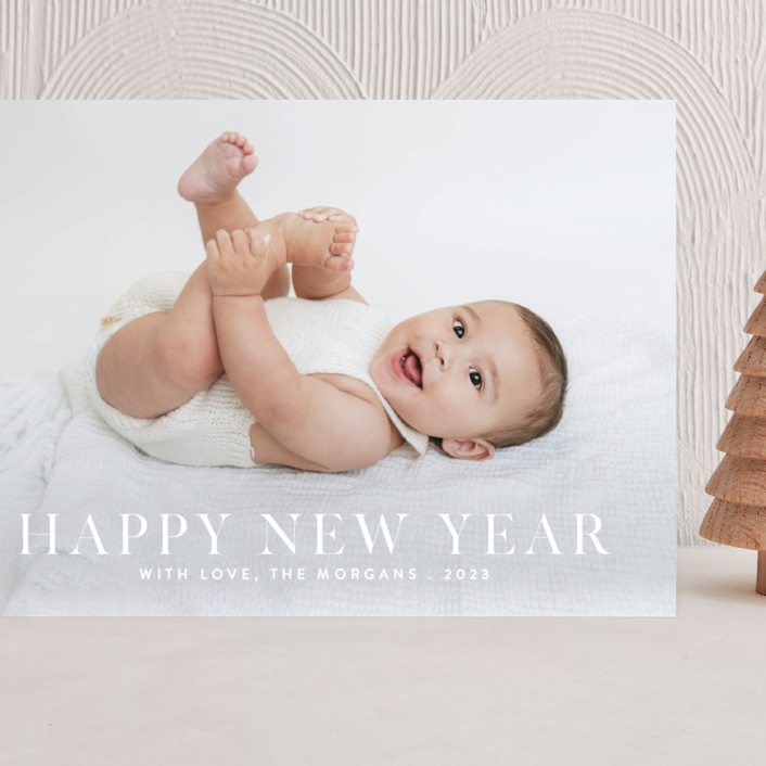 """""""Happiness"""" - Grand Holiday Cards in Cashmere by Angela Thompson."""