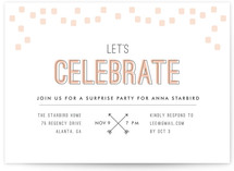 Arrowhead pastels party invitations by stacey meac minted stopboris Image collections