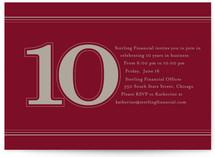 Celebrate 10 Years