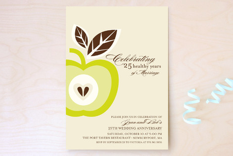 Core of My Heart Party Invitations