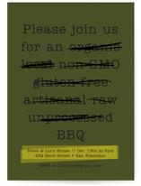 Buzzword - Free BBQ