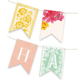 Guapa Personalizable Bunting Banners