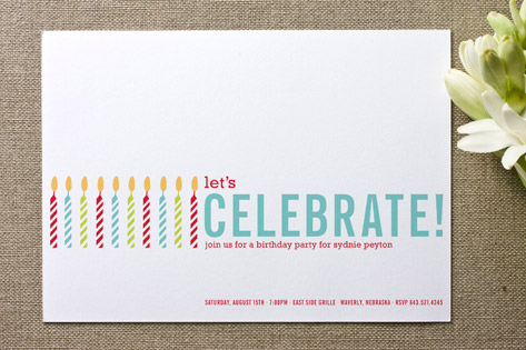 minted: wedding invitations, party invitations, baby shower, Birthday invitations