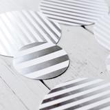 Stripe Silver