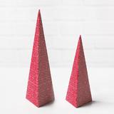 Red Diamonds Silkscreen
