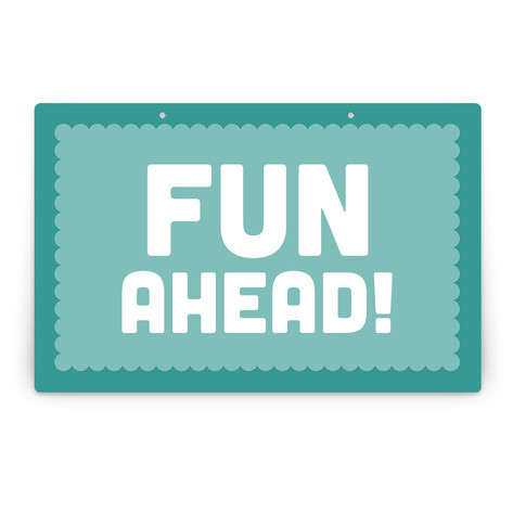 Cat's Meow Personalizable Party Greeting Signs 2
