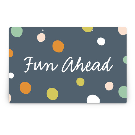 Farm Friends Personalizable Party Greeting Signs 2
