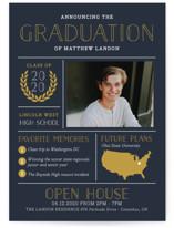Grad Grid Graduation Announcements
