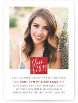 Blocked Graduation Announcements By Erin Deegan
