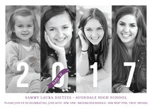 Windows Graduation Announcements By Snow and Ivy