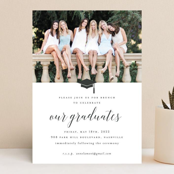 Our Graduates, designed by Sara Hicks Malone