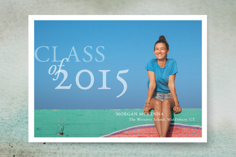 Belle Memoire Graduation Announcements
