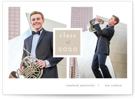 Frame Up Graduation Announcements