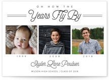 The Years Fly By