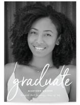 graduation announcements photo