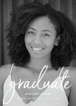 Celebration Script Graduation Announcements