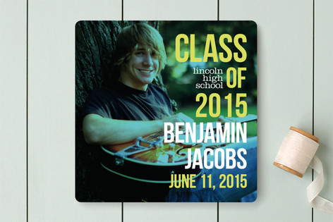 Grad Bop Graduation Announcements