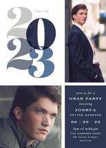 In Vogue Graduation Announcements