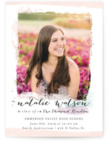 Effervescence Graduation Announcements By Pistols