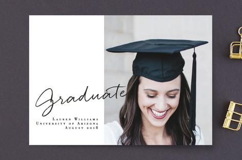 Essentials Graduation Announcements