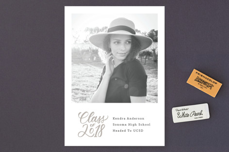 Square Graduation Announcements