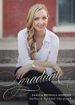 Sweetest Graduation Announcements